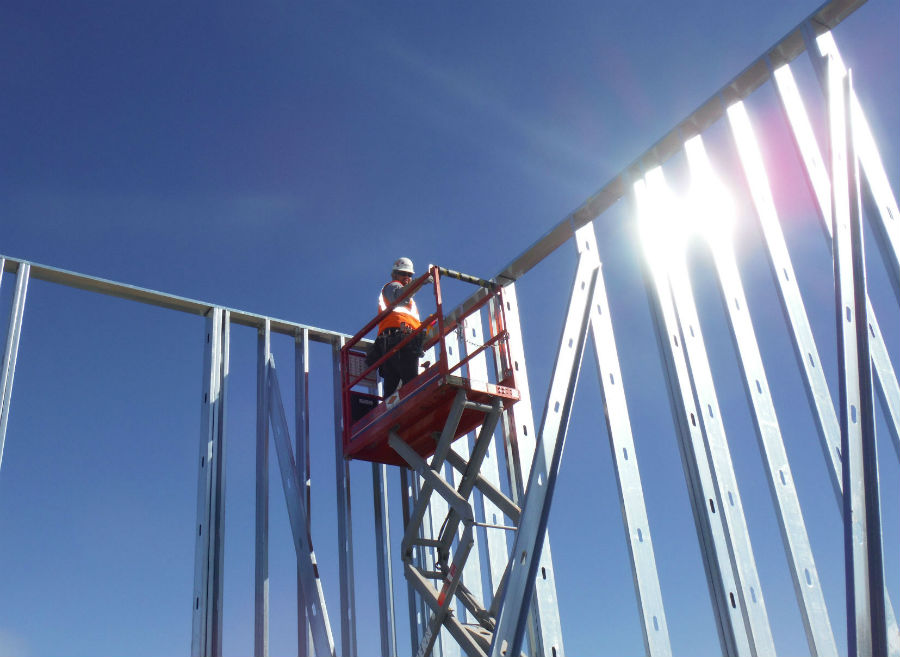Drywall Metal Framing